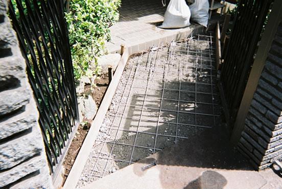 段差解消工事【リフォーム建和】