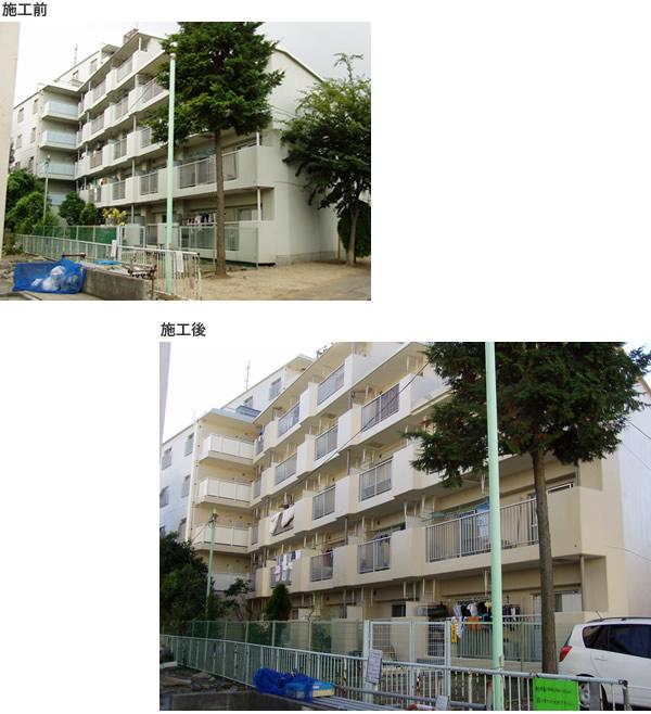 大規模改修工事 施工例3