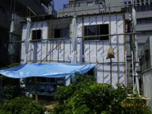 建和の原状回復工事 外装〜内装 施工例